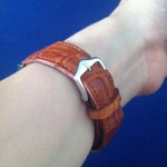 5 main types of leather watch bands