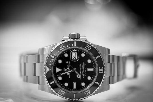 Rolex Submariner men's dive watch