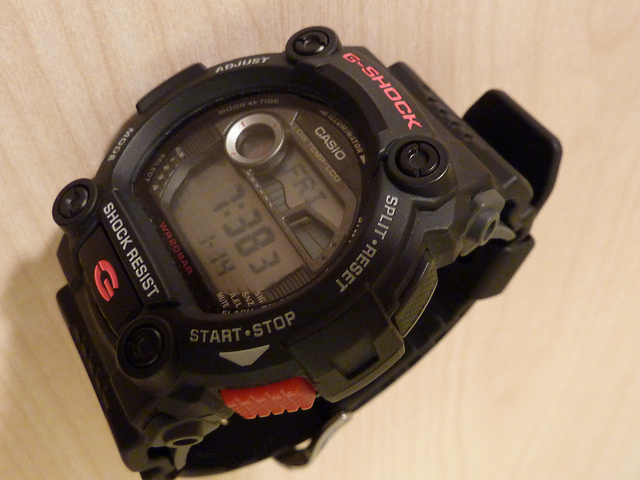 digital tactical watch