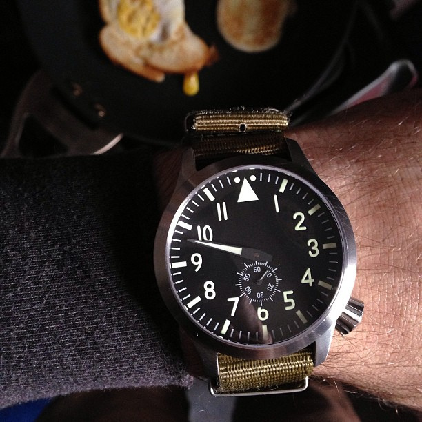 Different Types Of Military Watches