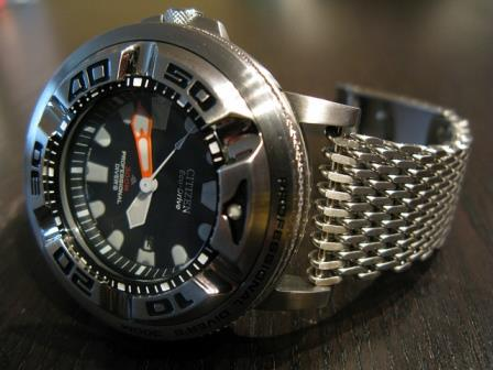 Citizen EcoZilla BJ8050E-08E review