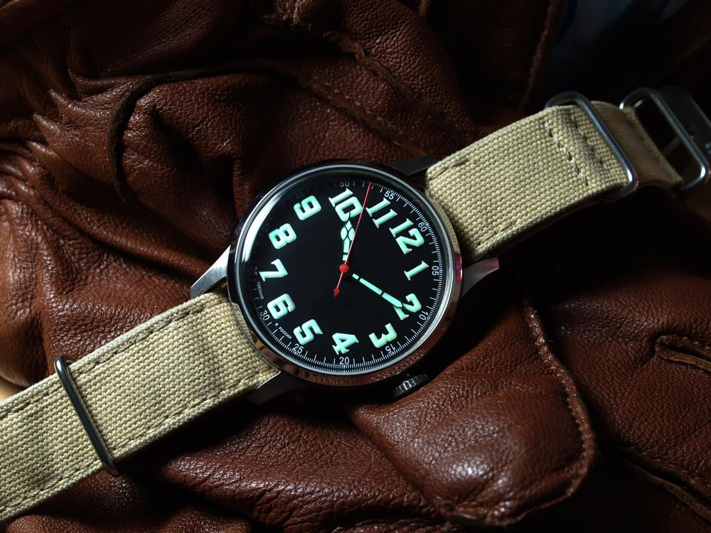 aviation watch for men