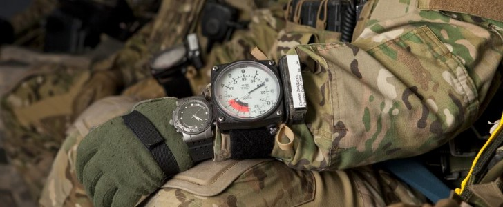 history of military watch