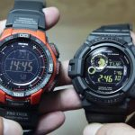 Casio G-Shock & Protrek – What Are The Differences?