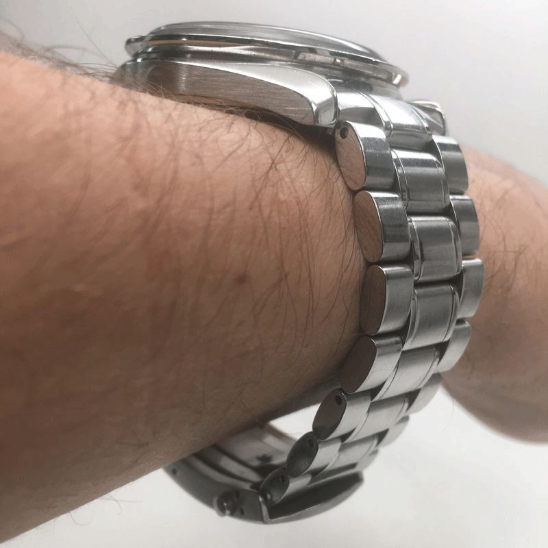 loose watch band