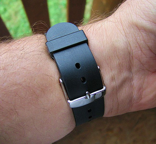 tight watch band