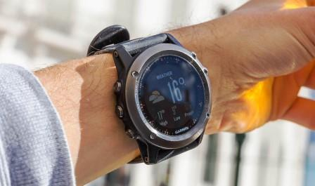 garmin fenix hiking watch