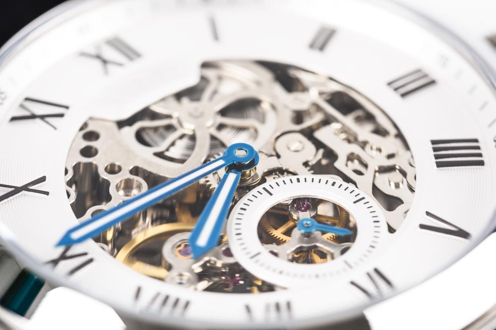 Men's Watches 101 - Magazine cover