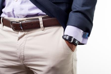 formal style men's watch & accessories