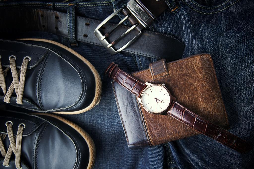 men's favorite accessories besides watches